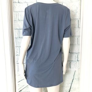 Lululemon Love Tee IV Short Sleeve V neck
